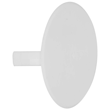 Federdeckel weiß für Dosen 70 mm
