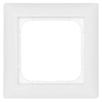 Abdeckrahmen, KLEIN-BALANCE55®, reinweiß