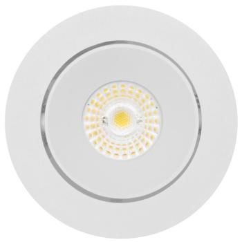 Einbauleuchte SPOT ADJUST  LED/4,5W/230V, 360 lm, 3000K