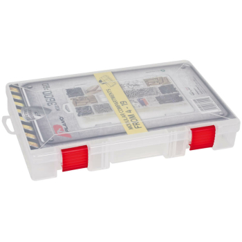 Kleinteilebox Sortimentsbox mit 4 bis 18 variable...