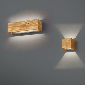 LED Wandleuchte BRAD, 11 cm, LED/ 4,3W/430 lm, 3000 K