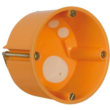 Hohlraum-Gerätedose winddicht, Tiefe 48 mm