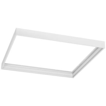 Aufbaurahmen für LED-Panels, Modul 625, weiß