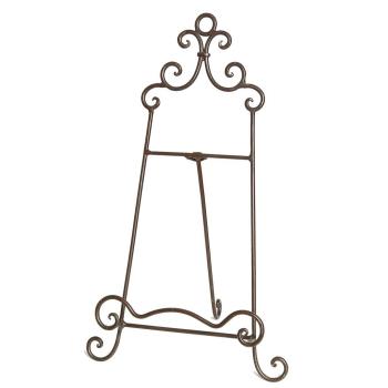 Staffelei aus Eisen 41 cm