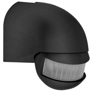 AP Bewegungsmelder 180°, schwarz