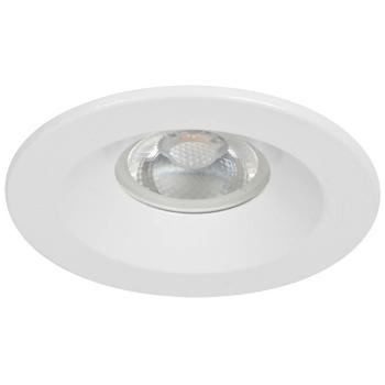 Einbauleuchte NORA weiß. LED/9W/1400lm, 3000K