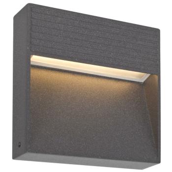 Außenwandleuchte 3873 Mini anthrazit, LED/5W/3000K,...