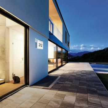 Solar- Hausnummernleuchte LUNANO LED/2W