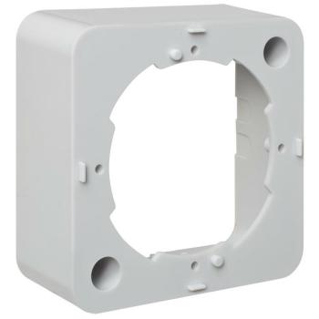 AP Rahmen zur Montage von Antennen-/Lautsprecherdosen,...