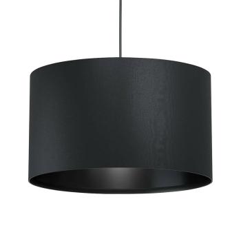 Pendelleuchte MASERLO 1 schwarz, 1 x E27
