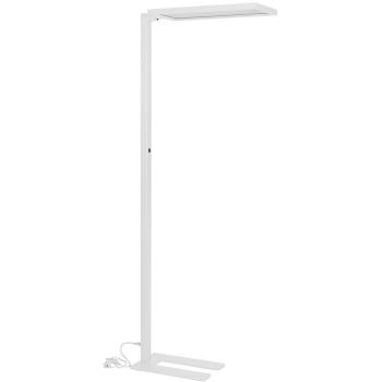 Standfluter Büroleuchte weiß LED/80W, UGR <19