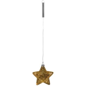 Stern warmweiße LED