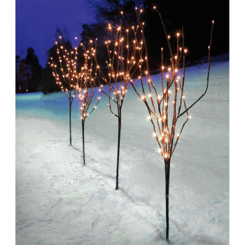LED Baum, TOBBY TREE, 70-flammig, H 1100