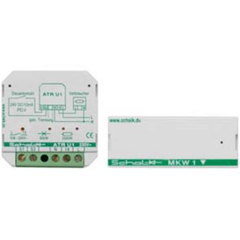 Abluftsteuerung Schalk ZASK29, Schaltleistung bis 2000W