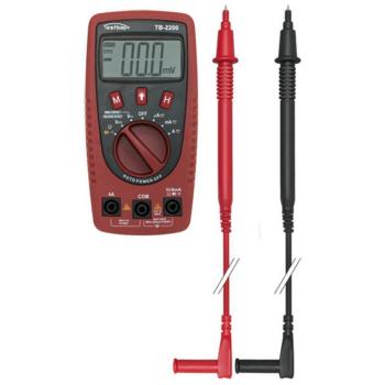 Digital-Multimeter, mit Taschenlampe TESTBOY 2200 N