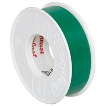 Isolierband, PVC, 10 m, grün