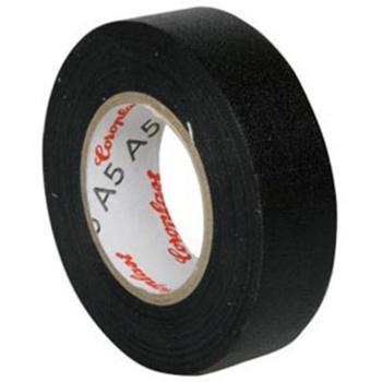 Coroplast Gewebeklebeband, 10 m, schwarz