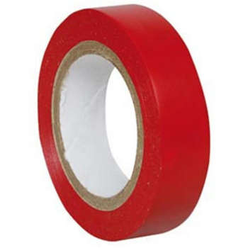 PVC Isolierband 10 m, rot