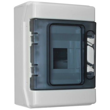 AP Automatengehäuse, 1 x 4 Module, IDE