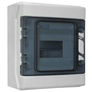 AP Automatengehäuse, 1 x 6 Module, IDE
