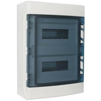 AP Automatengehäuse, 2 x 12 Module, IDE