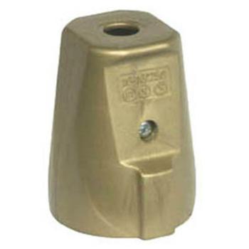 Schutzkontakt-Kupplung, Iso, gold