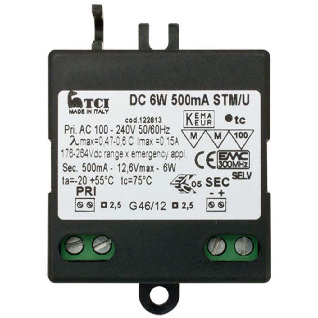 LED Netzteil, Konstantstrom 700mA/6W