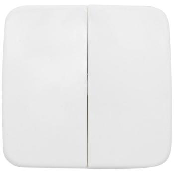 Kopp FreeControl Standard Wippe alpin-weiß, 2-teilig