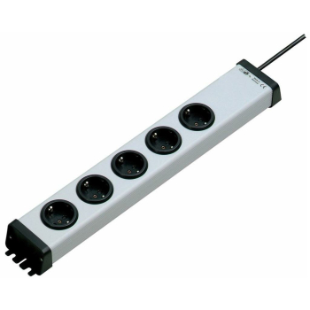 LED Schnurdimmer mit Drucktaste 100VA Farbe Schwarz