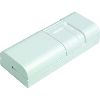 Schnurdimmer, 7-110W/VA, Phasenanschnitt, weiß