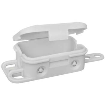 Spelsberg AP Verbindungsdose ohne Klemmen, grau