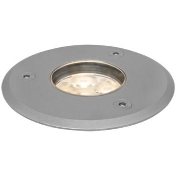 LED Erdeinbaustrahler MIRA 65, 5W, Aluminium eloxiert