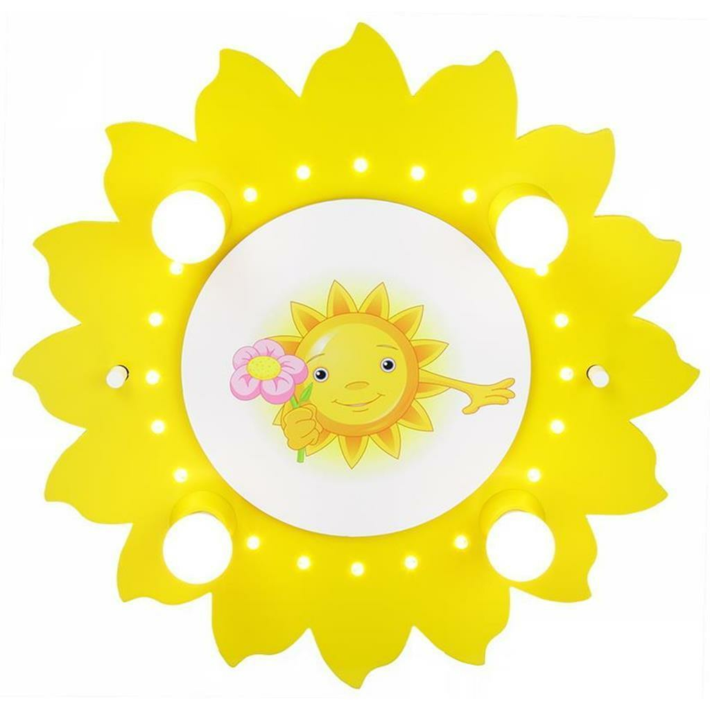 Elobra Deckenleuchte Sonne \