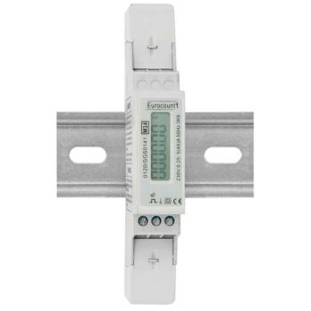 Wechselstromzähler, 1-phasig, 5 (45)A, MID, LCD-Anzeige