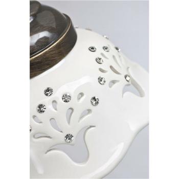 Wandleuchte 1 x E14, Keramik