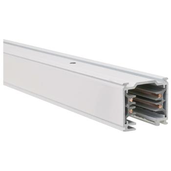 Ivela 3-Phasen Stromschiene, weiß, 1 m