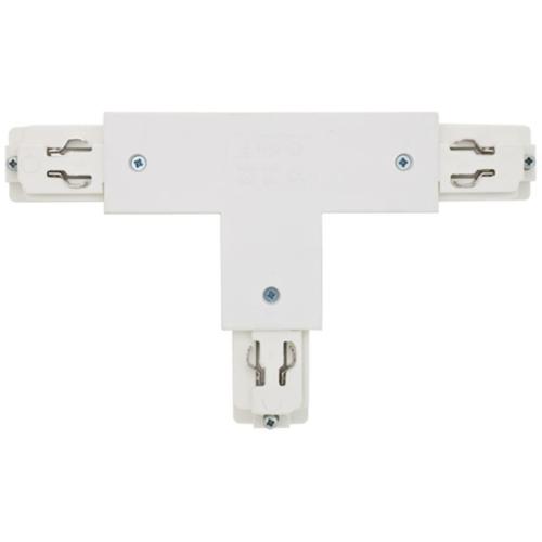 Ivela 3-Phasen T-Verbinder, weiß, links
