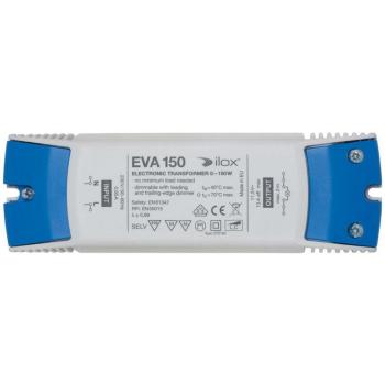 Elektronischer NV-Trafo ETZ150, 11,5V/0-150W, dimmbar