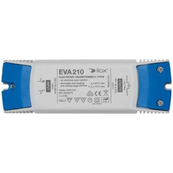 Elektronischer NV-Trafo ETZ210, 11,5V/0-210W, dimmbar