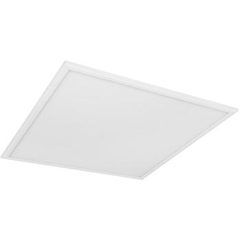 LED Rastereinlegeleuchte 35W-4000K, Alu weiß/opal