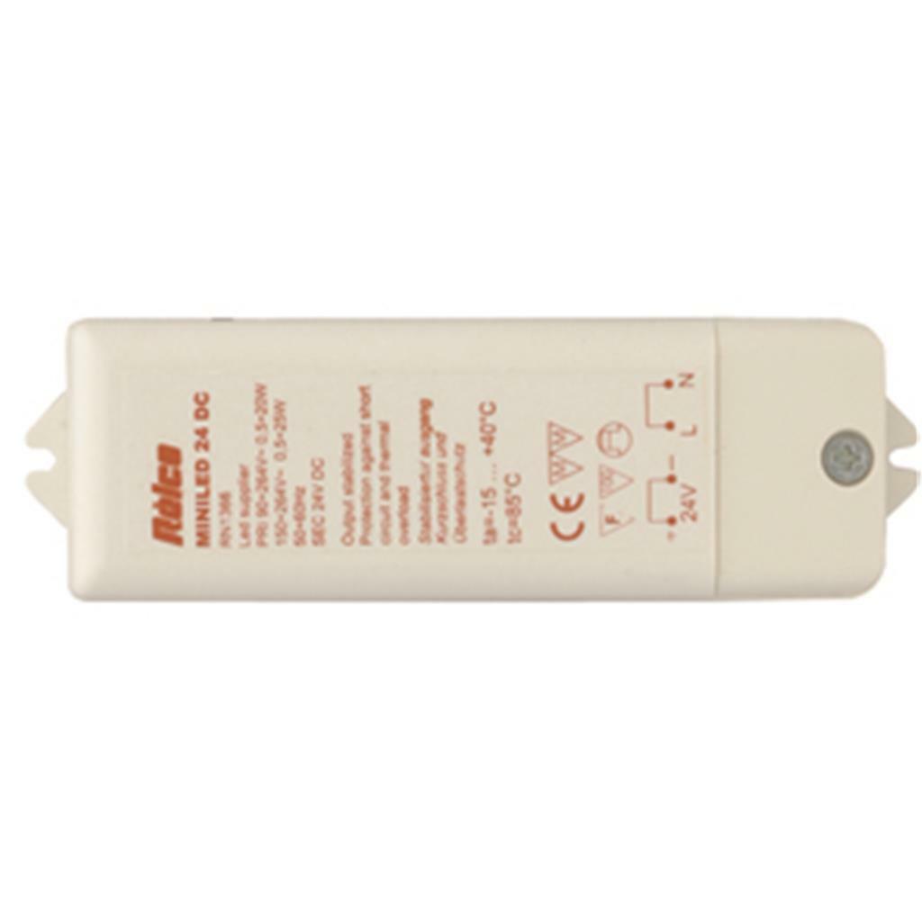 Elektronisches LED Netzteil, 24V/25W
