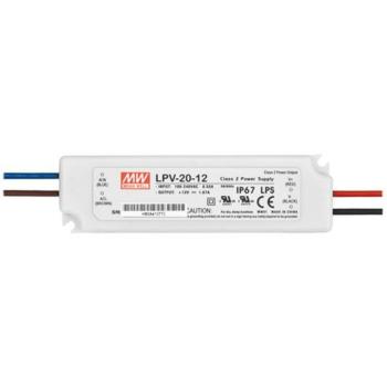 LED Netzteil, 12V-DC/20W