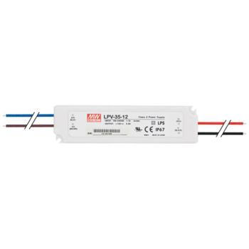 LED Netzteil, 12V/35W, IP65