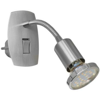 Steckerleuchte Mini 4 inkl. LED/GU10/3W