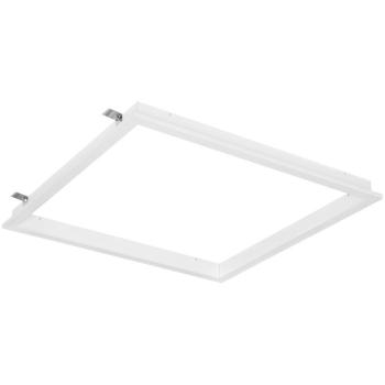 Einbaurahmen für LED Einlegeleuchten, weiß,...