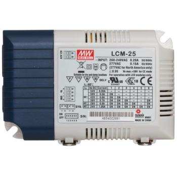 Elektronisches LED Netzteil, 6 Ausgangsströme,...