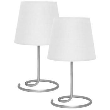 Tischleuchten, 2er-Sets, 1 x E14 Reality Leuchten R50272001