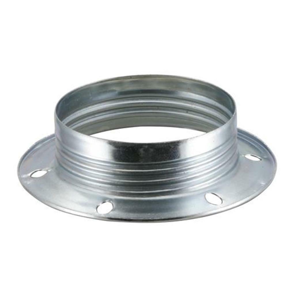 Metallgegenring, E27, verzinkt