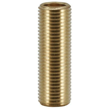 Gewinderöhrchen, 30 mm, Messing