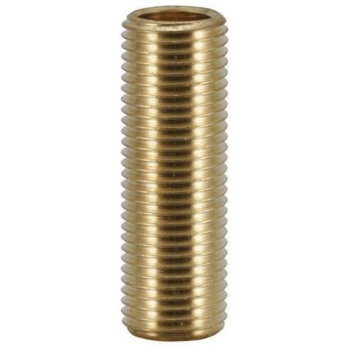 Gewinderöhrchen, 50 mm, Messing